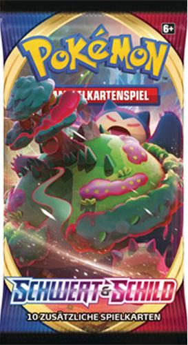Pokemon Cards SWSH01  Booster 36-er Display 36 Pack  (Boosterdeck) deutsch