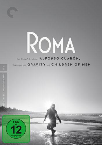 Roma (DVD) OmU Min: 135/O-Ton DD5.1, dt.UT/WS