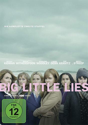Big Little Lies - Staffel #2 (DVD) 2Disc Min: /DD5.1/WS