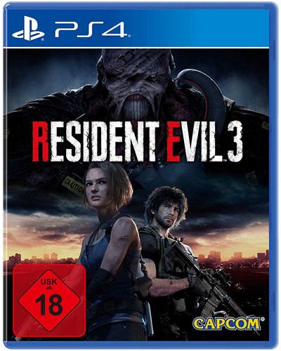 Resident Evil  3  PS-4