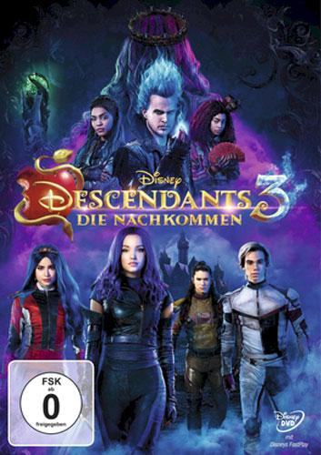 Descendants #3 - Die Nachkommen (DVD) Min: 102/DD5.1/WS