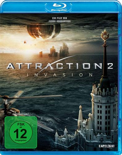 Attraction #2: Invasion (BR) Min: 127/DD5.1/WS