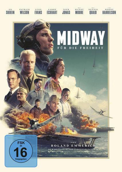 Midway - Für die Freiheit (DVD) Min: 139/DD5.1/WS