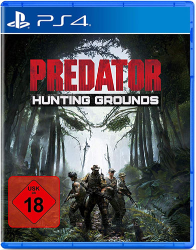 Predator  Hunting Grounds  PS-4