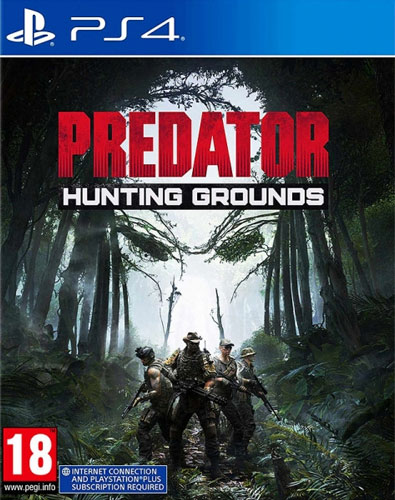 Predator  Hunting Grounds  PS-4  AT