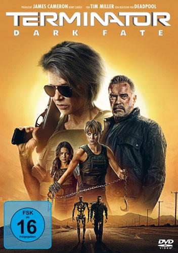 Terminator - Dark Fate (DVD) Min: 129/DD5.1/WS