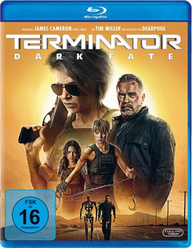 Terminator - Dark Fate (BR) Min: 134/DD5.1/WS