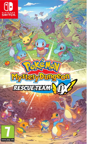 Pokemon   Mystery Dungeon  Switch  UK Rescue Team