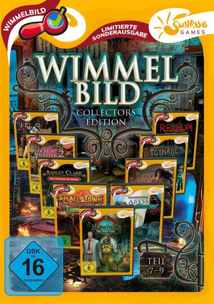 Wimmelbild Coll. Edition Vol. 7-9  PC SUNRISE