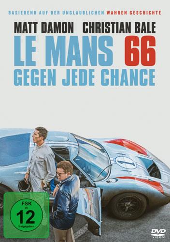 Le Mans 66 (DVD) Gegen jede Chance Min: 153/DD5.1/WS