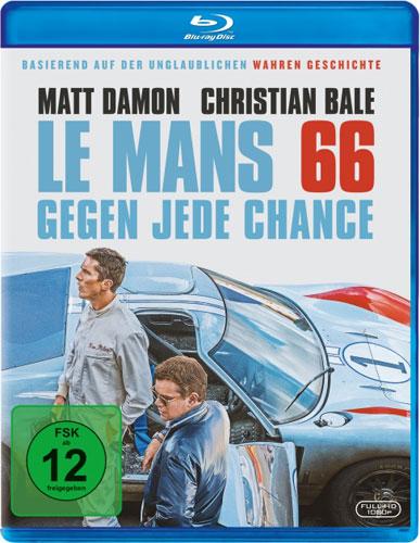 Le Mans 66 (BR) Gegen jede Chance Min: 159/DD5.1/WS