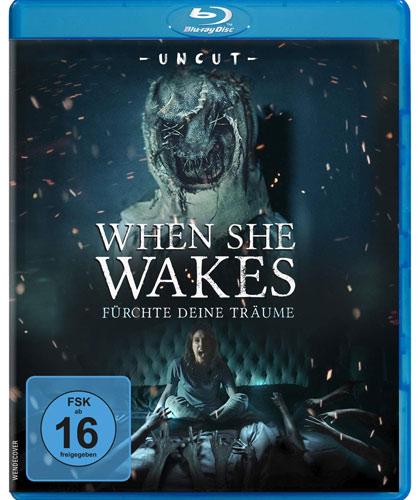 When She Wakes (BR) Fürchte Deine Träume Min: 107/DD5.1/WS