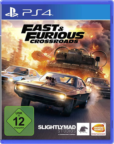 Fast & Furious Crossroads  PS-4