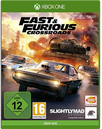 Fast & Furious Crossroads  XB-One