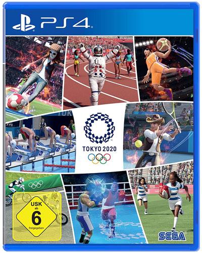 Tokyo 2020 Olympische Spiele  PS-4 Das offizielle Videospiel