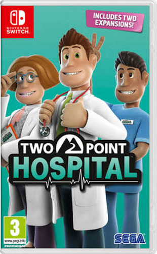 Two Point Hospital  Switch  Pegi