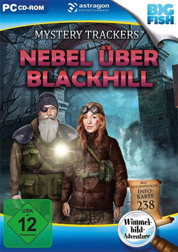 Mystery Trackers  PC  Nebel über Blackh. Big Fish
