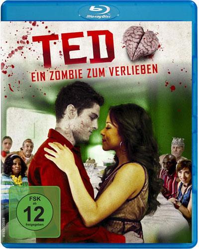 Ted - Ein Zombie zum Verlieben (BR)VL Min: 84/DD5.1/WS