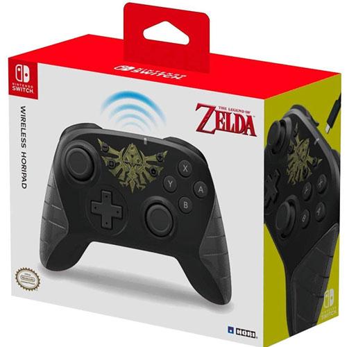 Switch Controller Horipad Zelda wireless