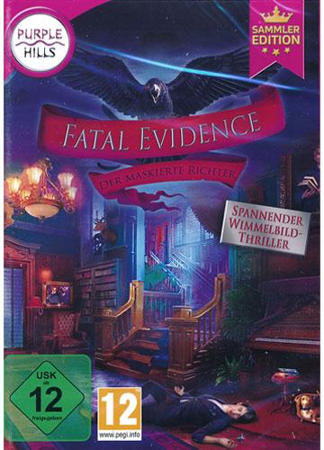 Fatal Evidence  PC  Maskierte Richter