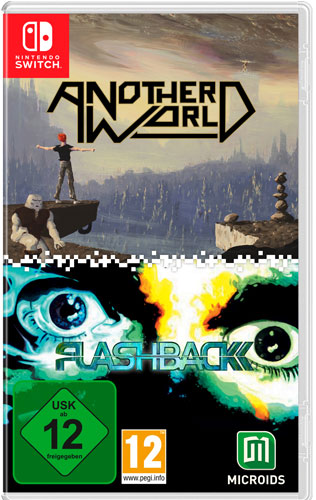 Another World  SWITCH  Flashback Bundle Limited Edition