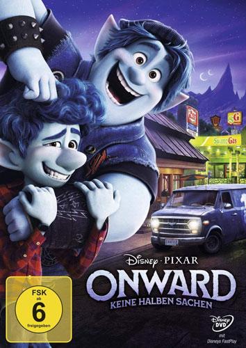 Onward - Keine halben Sachen (DVD) Min: 103/DD5.1/WS  PIXAR
