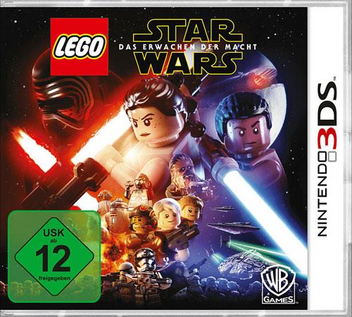 Lego  Star Wars 7  3DS  Budget Erwachen der Macht