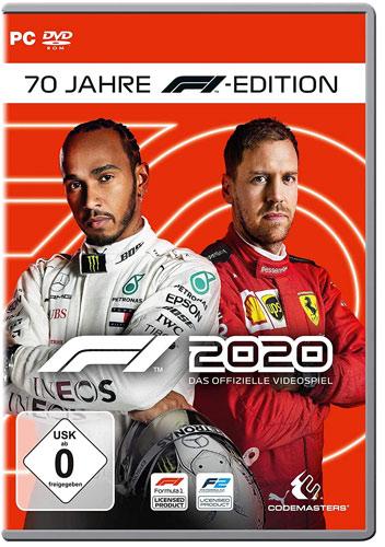 F1  2020  PC  70 Jahre F1 Edition