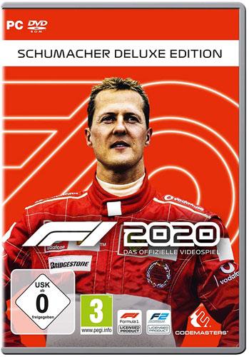 F1  2020  PC  Schumacher Deluxe Ed.