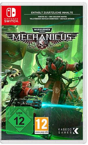 Warhammer Mechanicus  SWITCH Warhammer 40.000