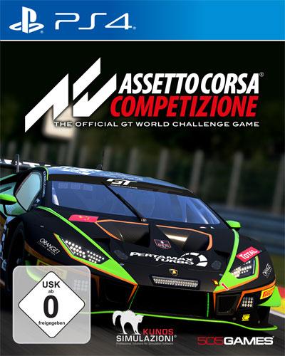 Assetto Corsa Competizione  PS-4