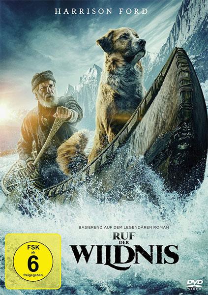 Ruf der Wildnis (DVD)  '2020 Min: 96/DD5.1/WS    Harrison Ford