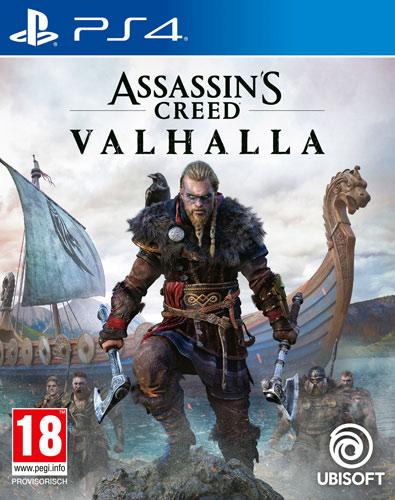 AC  Valhalla  PS-4  AT Assassins Creed Valhalla