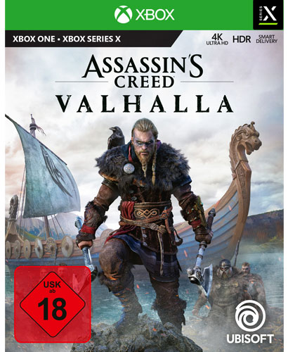 AC  Valhalla  XB-One Assassins Creed Valhalla