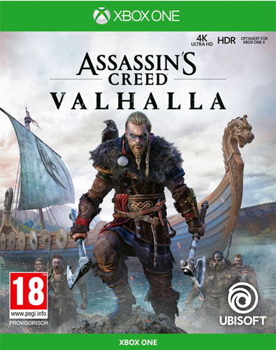 AC  Valhalla  XB-One  AT Assassins Creed Valhalla