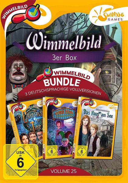 Wimmelbild 3-er Box Vol.25  PC SUNRISE