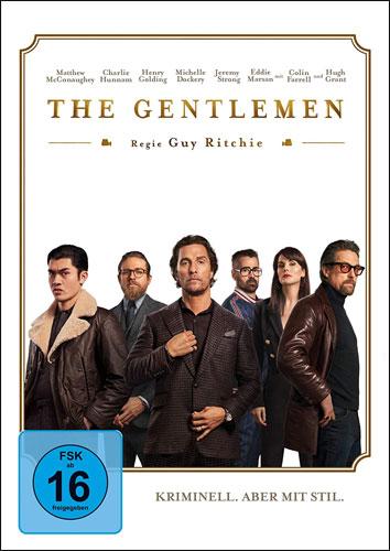 Gentleman, The (DVD) Min: 109/DD5.1/WS
