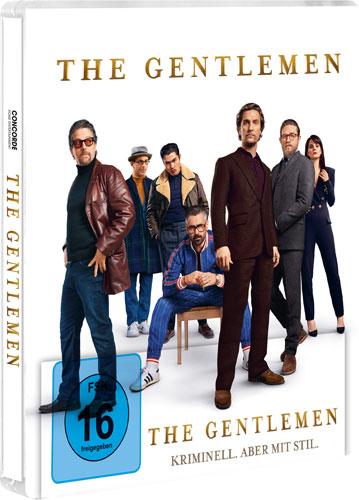 Gentleman, The (BR) LE -Steelbook- Min: 113/DD5.1/WS
