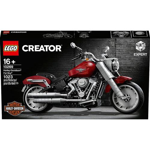 Lego Harley Davidson Fat Boy (10269)
