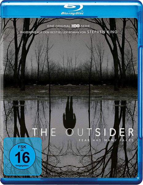 Outsider, The - Staffel #1 (BR) 3Disc Min: /DD5.1/WS