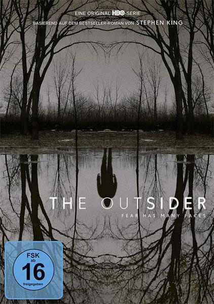 Outsider, The - Staffel #1 (DVD) 4Disc Min: /DD5.1/WS