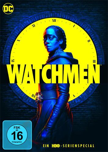 Watchmen - Staffel #1 (DVD) 3Disc Min: /DD5.1/WS