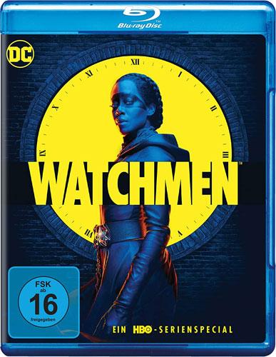 Watchmen - Staffel #1 (BR) 3Disc Min: /DD5.1/WS