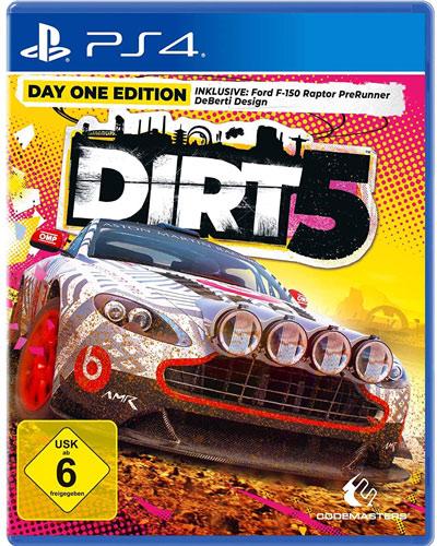 DiRT 5  PS-4  D1