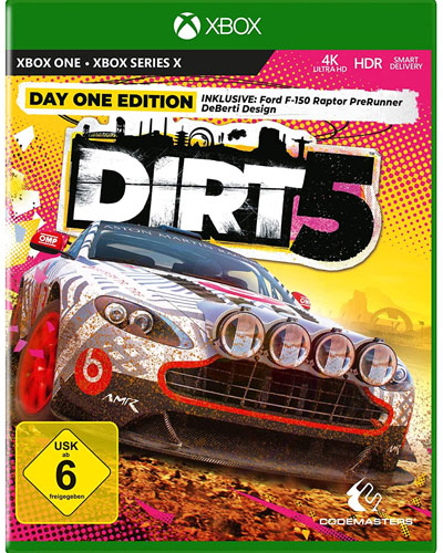 DiRT 5  XB-One  D1