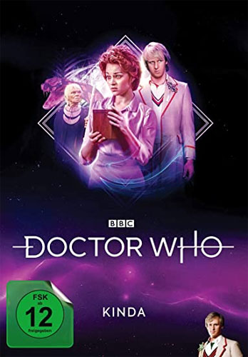 Doctor Who - 5ter Doctor (DVD) Kinda Min: 100/DD5.1/WS 2Disc