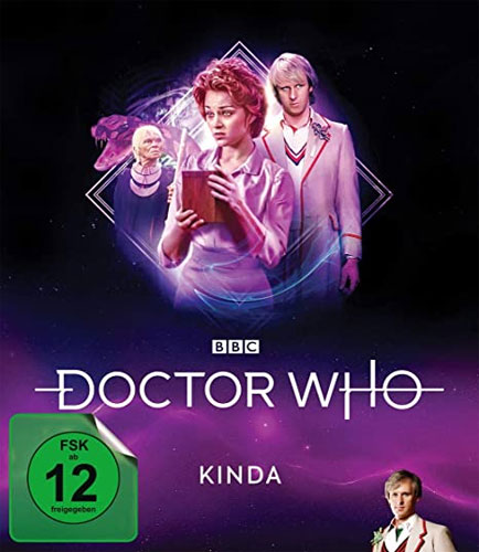 Doctor Who - 5ter Doctor (BR) Kinda Min: 100/DD5.1/WS 2Disc