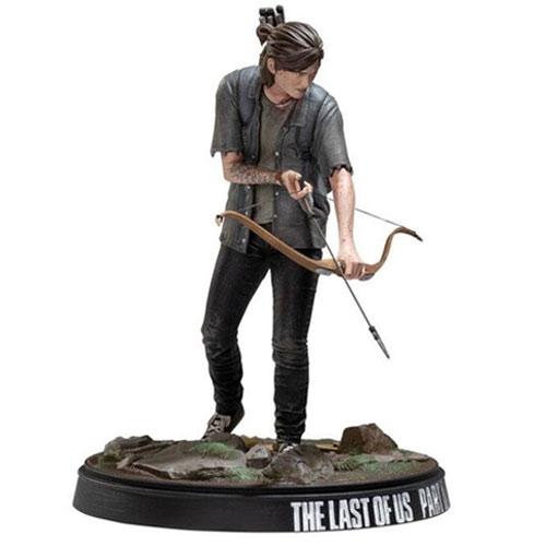 MERC Last of Us 2 Figur  Ellie mit Bogen Statue PVC