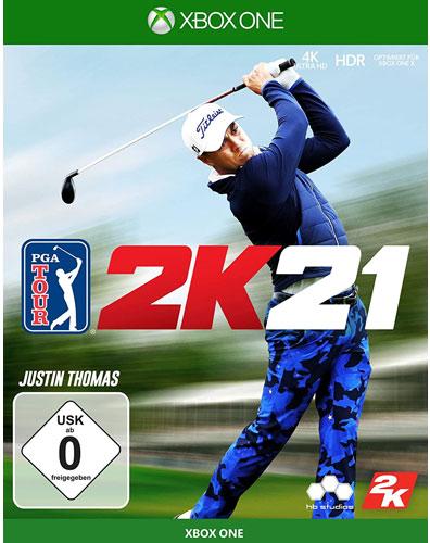 PGA Tour 2K21  XB-One Justin Thomas