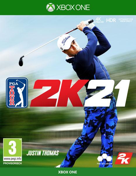 PGA Tour 2K21  XB-One  AT Justin Thomas